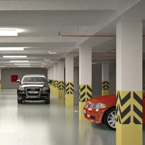Автостоянки, паркинги Целины