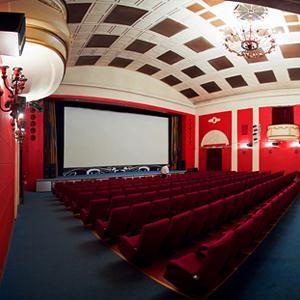Кинотеатры Целины