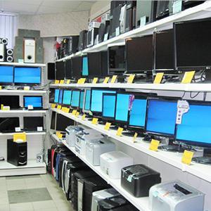 Компьютерные магазины Целины
