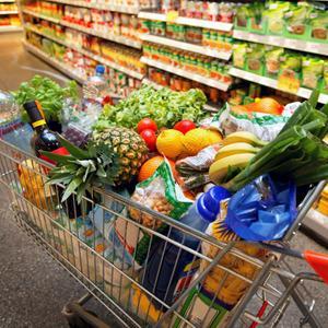Магазины продуктов Целины