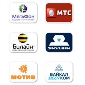 Операторы сотовой связи Целины