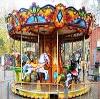 Парки культуры и отдыха в Целине
